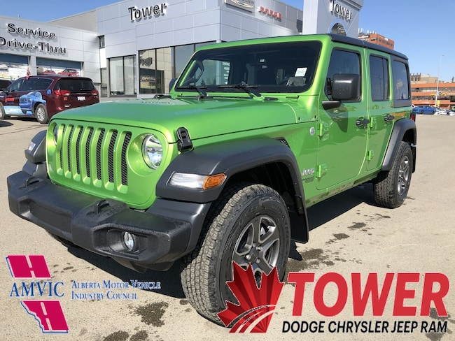2018 Jeep Wrangler Sport-KEYLESS ENTRY, TOUCHSCREEN SUV
