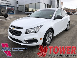 2016 Chevrolet Cruze Limited LS - 6-SPEED MANUAL, VERY LOW KM!!!! Sedan