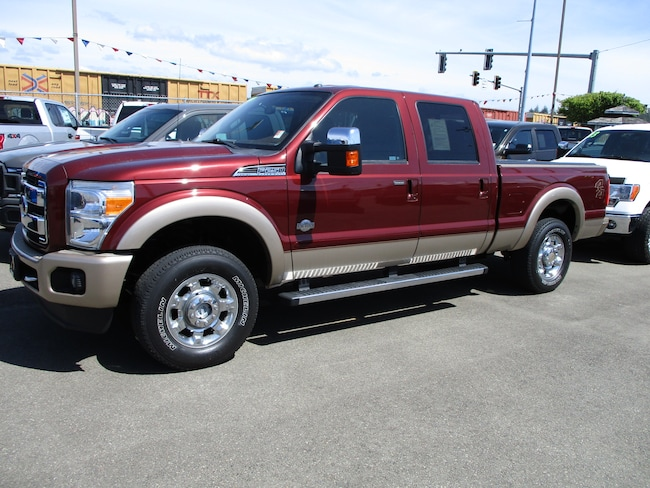 used 2012 ford f250 super duty for sale at tower ford vin