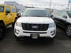 2016 Ford Explorer Sport WAGON