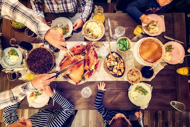 Long Island Thanksgiving