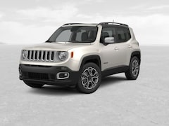 2017 Jeep Renegade LIMITED 4X4 Sport Utility