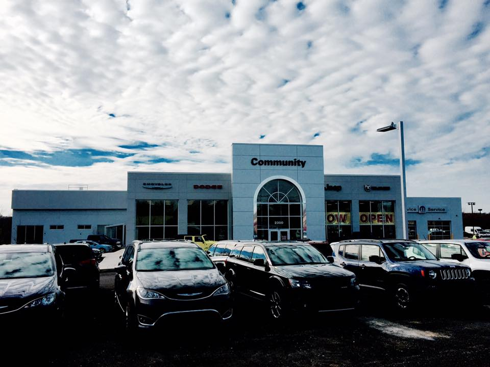 Town Country New Used Vehicles Chrysler Dodge Jeep Ram Truck - Chrysler dealer indianapolis