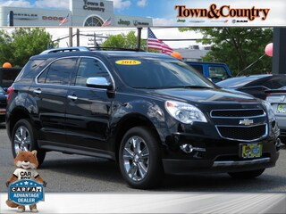 2015 Chevrolet Equinox LTZ All Wheel Drive SUV