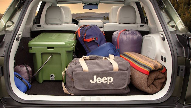 Packing Your Jeep