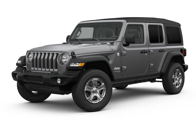 2019 Jeep Wrangler Unlimited UNLIMITED SPORT S 4X4 Sport Utility