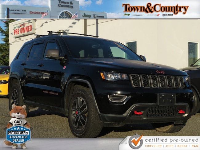 Used 2017 Jeep Grand Cherokee Trailhawk For Sale Levittown Ny