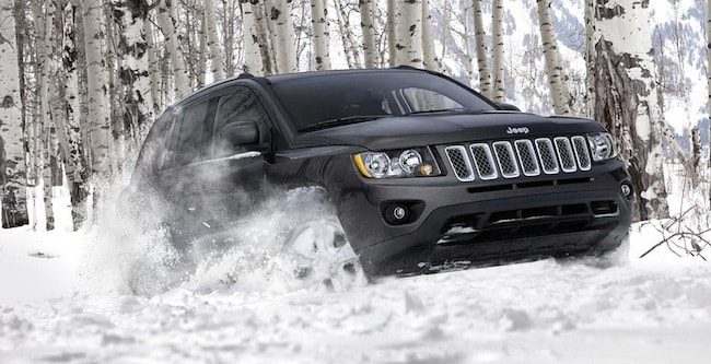 Delightful 2016 Jeep Compass Near Long Island