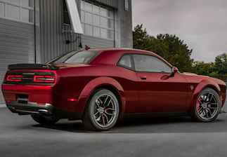 2019 Dodge Challenger Trim Comparison