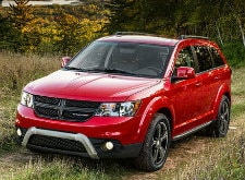 2017 Dodge Journey near Long Island