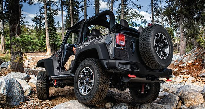 Long Island Area Jeep Dealer Is Rated For Fun