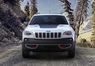 2019 Jeep Cherokee Trim Comparison