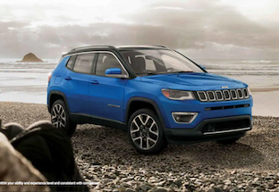 2019 Jeep Compass Trim Comparison