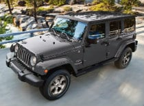 2017 Jeep Wrangler Unlimited near Westbury
