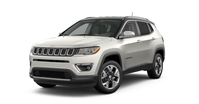 New 2019 Jeep Compass Limited 4x4 For Sale Levittown Ny 3c4njdcbxkt787388