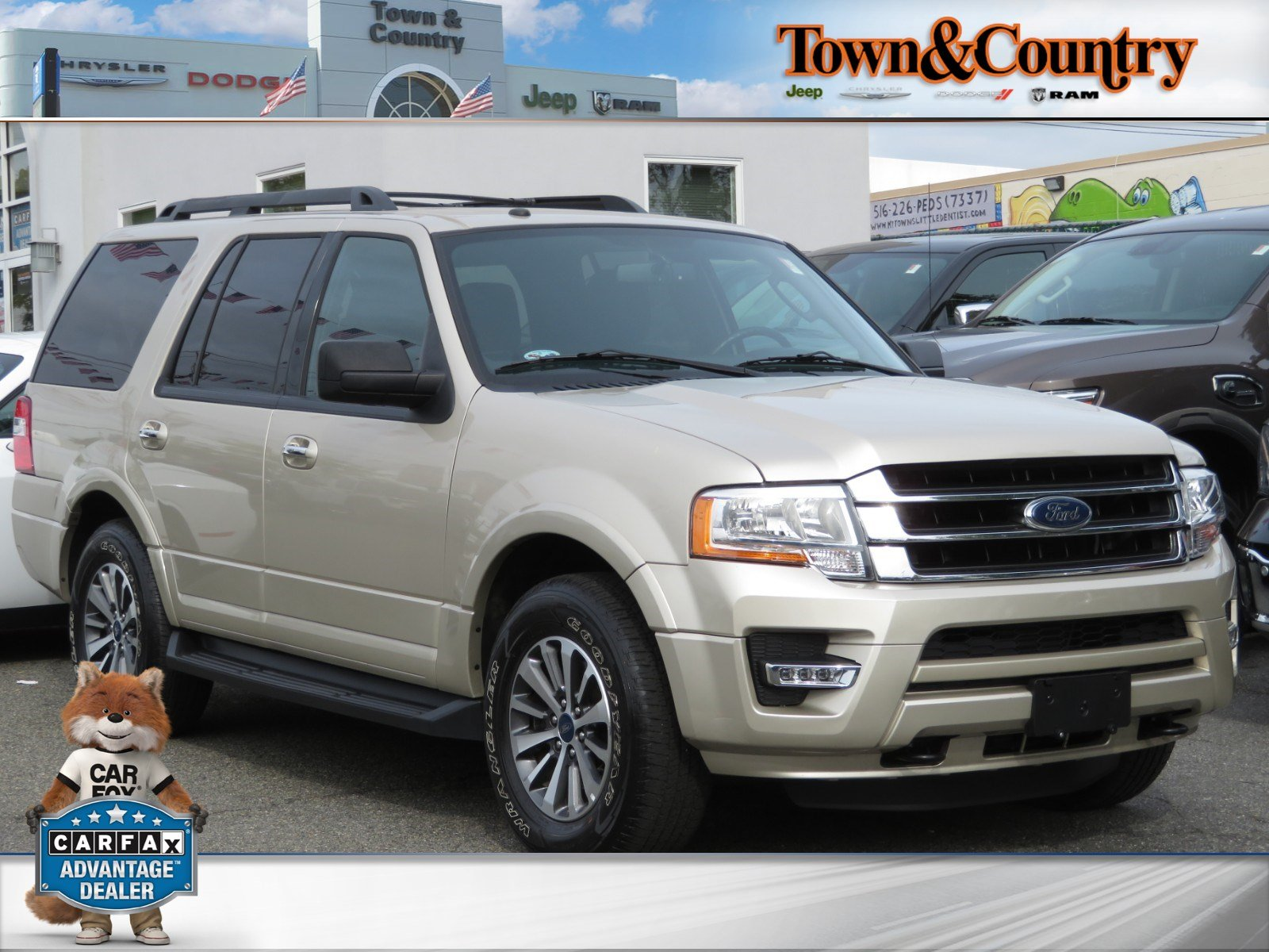 2017 Ford Expedition XLT SUV