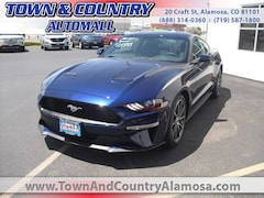 2018 Ford Mustang Coupe