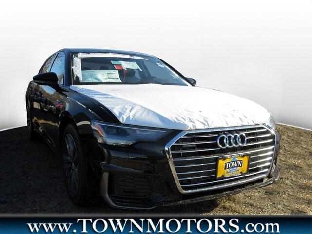 2019 Audi A6 3.0T Premium Premium 55 TFSI quattro