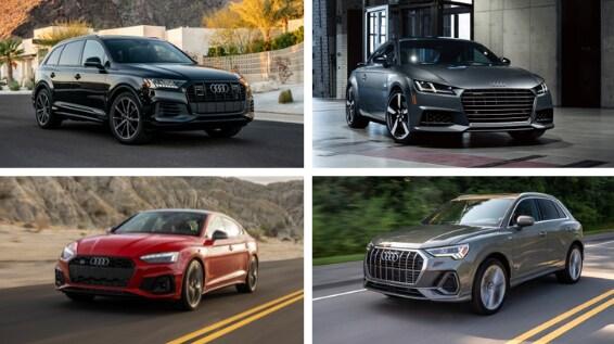 Full 2021 Audi Model Year Updates