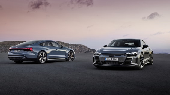 introducing the all new 2022 audi etron gt