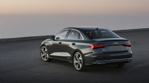 2021 Audi A3 Exterior Styling