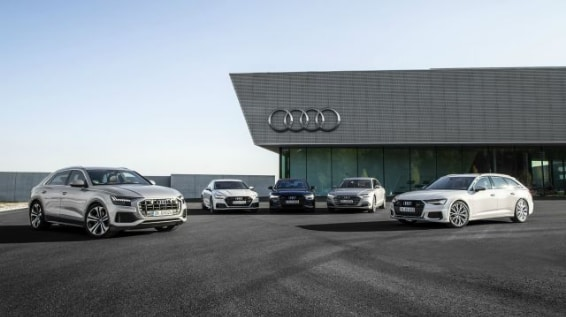 Audi Achieved Their Best First Quarter of Sales Ever
