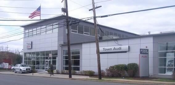 Town Audi New Audi Dealership In Englewood NJ - Audi dealer