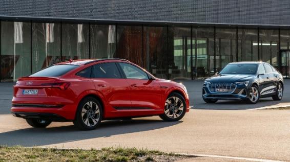 The 2020 Audi e-tron Sportback Is Here!