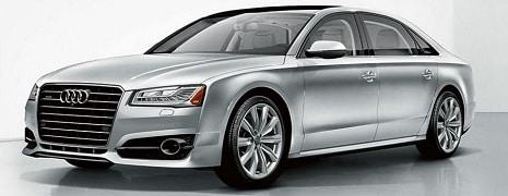 Audi a8 lease price