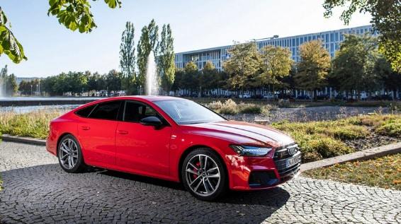 2021 Audi A7 e Plug-In Hybrid