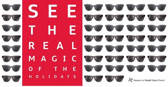 Town Audi Audi Partners With Toms To Give The Gift Of Sight