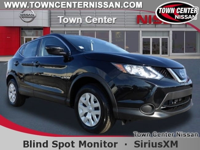 new 2019 Nissan Rogue Sport S SUV in kennesaw