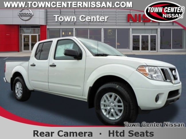 new 2019 Nissan Frontier SV Truck Crew Cab in kennesaw