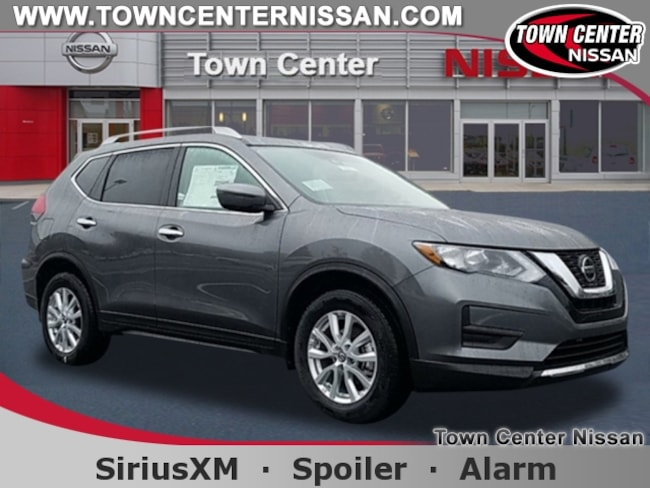 new 2019 Nissan Rogue S SUV in kennesaw