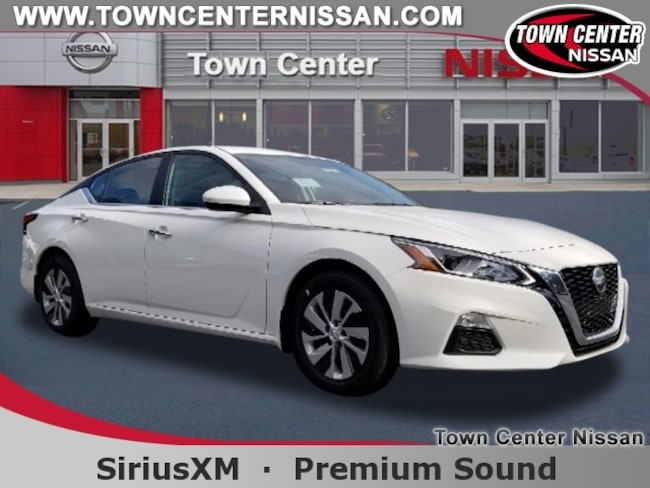 new 2019 Nissan Altima 2.5 S Sedan in kennesaw