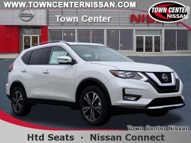 new 2019 Nissan Rogue SV SUV in kennesaw