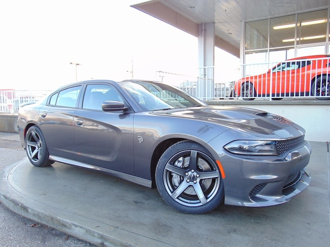 New 2018 Dodge Charger SRT HELLCAT Sedan For sale/Lease Wenatchee, WA