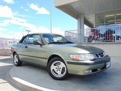 1999 Saab 9-3 Base Convertible