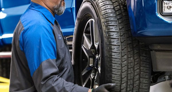 Ford Wheel Alignment Service