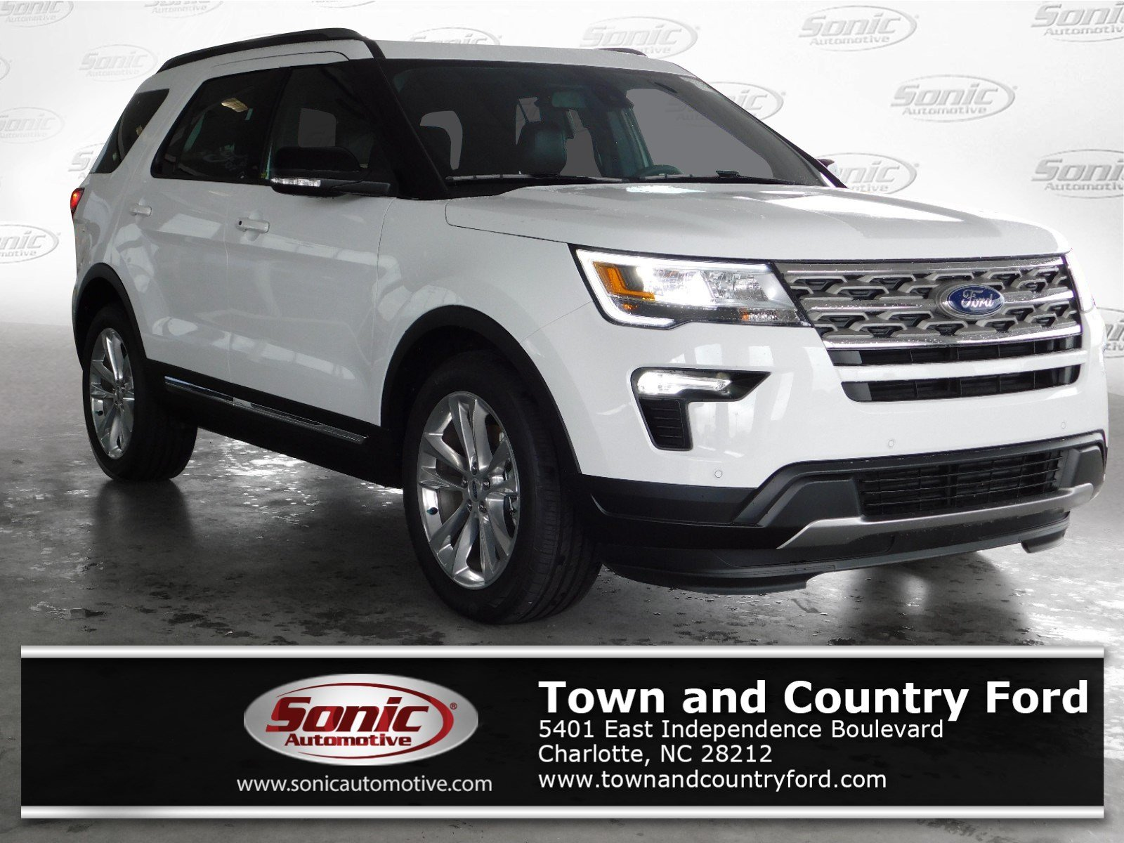 Used Car Specials Ford Dealership Near Charlotte Nc
