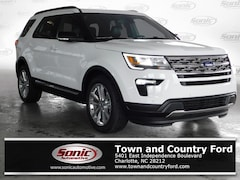 New 2018 Ford Explorer XLT SUV for sale in Charlotte, NC