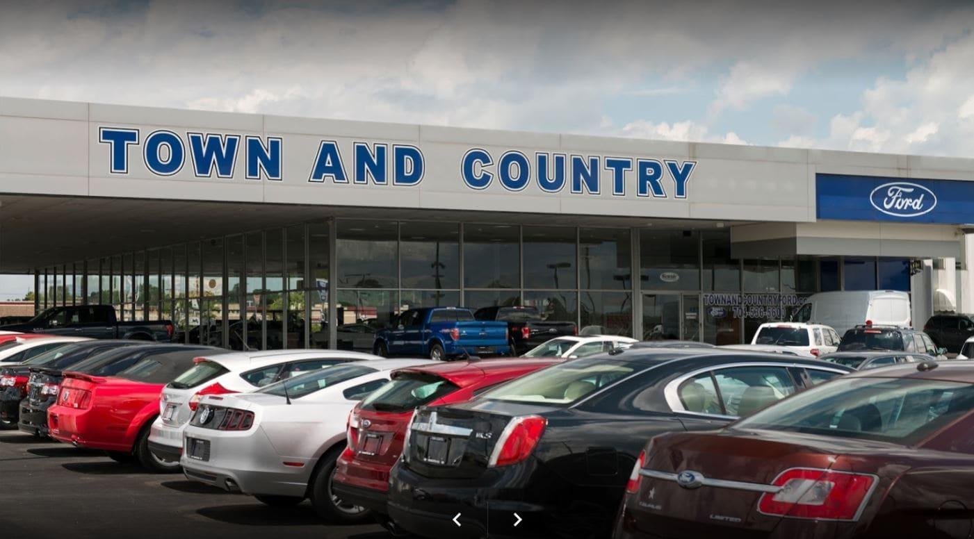 New Used Car Dealership Ford Dealer Serving Charlotte Nc