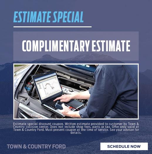 Collision Repair Specials | Auto Body Shop Near Charlotte NC