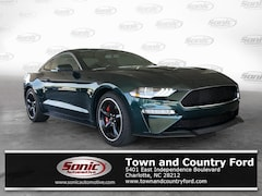 New 2019 Ford Mustang Bullitt Coupe for sale in Charlotte, NC