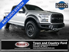 Used 2018 Ford F-150 Raptor Truck SuperCrew Cab for sale in Charlotte, NC