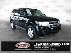Used 2012 Ford Escape XLS SUV for sale in Charlotte, NC