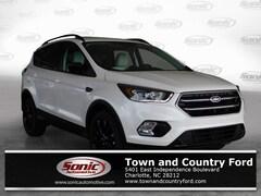 New 2018 Ford Escape SEL SUV for sale in Charlotte, NC