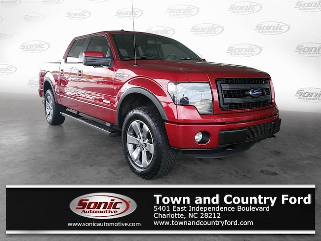 Ford Fx4 For Sale >> Used 2013 Ford F 150 For Sale Charlotte Nc 1ftfw1etxdke32901