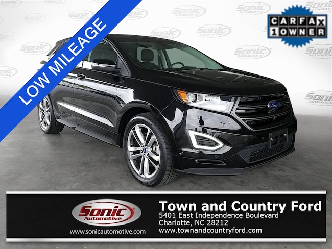 Used 2016 Ford Edge Sport SUV for sale in Charlotte, NC