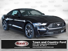 New 2019 Ford Mustang EcoBoost Coupe for sale in Charlotte, NC
